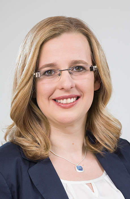 Bürgermeisterin Nicole Reschke