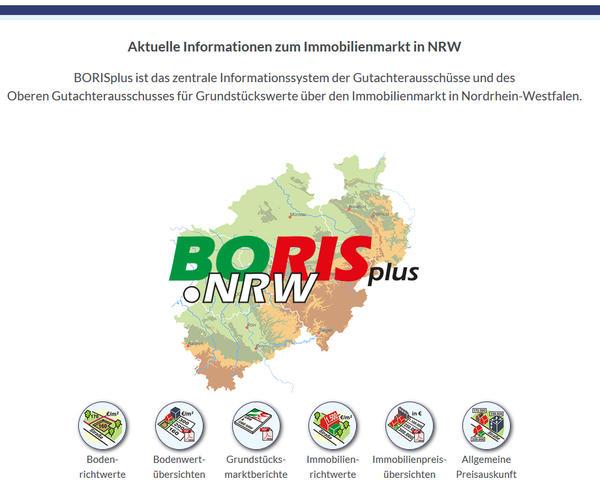Externer Link: BORISplus