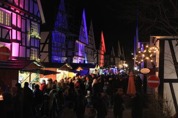 Weihnachtsmarkt Freudenberg ©J.Winkelbach