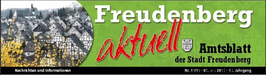 Freudenberg Aktuell Kopf